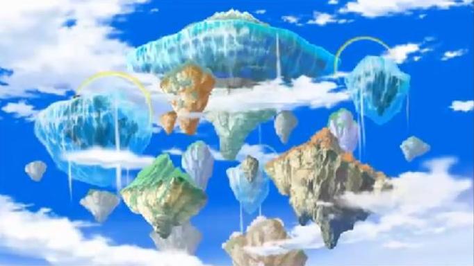 [画像あり]ONE PIECE(ワンピース)空島について調べました!のサムネイル画像