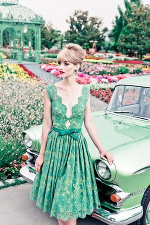 もっとワンピースを着よう!毎年人気花柄ワンピースコーディネートのサムネイル画像