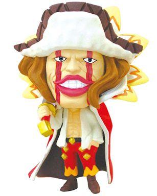 ワンピースに登場するロックな悪役ディアマンテについてのまとめ!のサムネイル画像