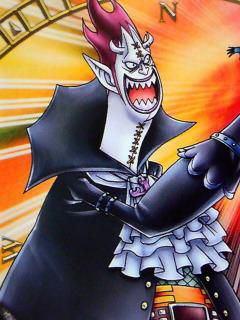 ワンピースに登場した元王下七武海「ゲッコー・モリア」のまとめ!のサムネイル画像