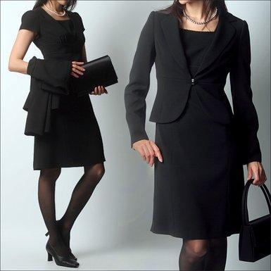 喪服選びはワンピースがお勧め♪20代30代向けブランド紹介のサムネイル画像