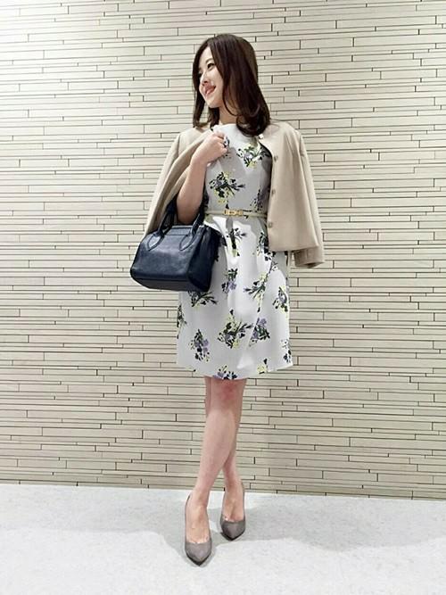 可愛いに決まってる!ワンピースを使ったファッションがおしゃれ!のサムネイル画像