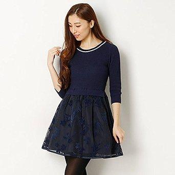 【ワンピース&スカート】春に着たいワンピース、スカート画像集!のサムネイル画像