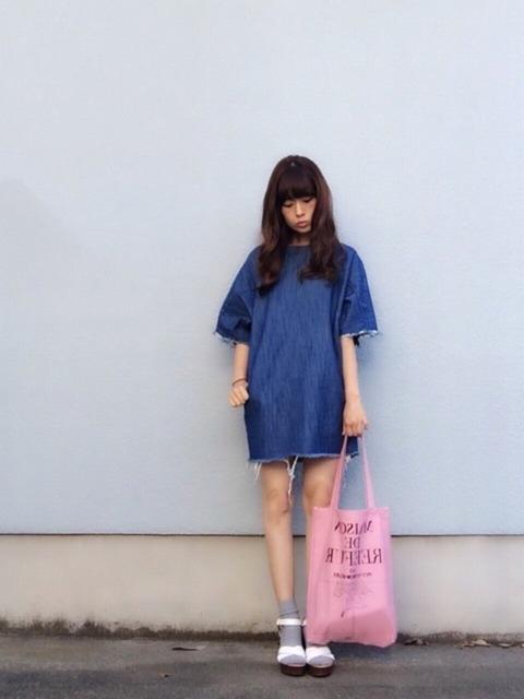 【春・夏・秋・冬】カジュアルなワンピースが絶対に可愛い♡のサムネイル画像