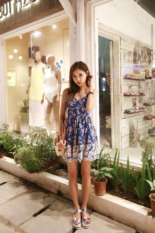 これで決まり♡レディースの夏のコーデはワンピースでオシャレに♡のサムネイル画像