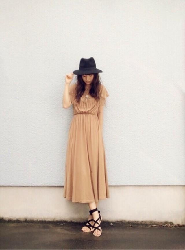 デート服におすすめ♡レディースワンピースを更にお洒落に着こなそうのサムネイル画像