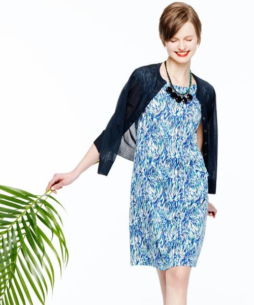 人気ブランド「23区」のおしゃれなワンピースを着てみよう♡のサムネイル画像