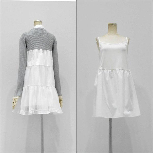 流行りのワンピースを着こなして、女性らしさをアピールしよう!のサムネイル画像